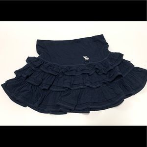 Abercrombie and Fitch kids size large skirt